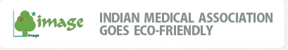 Image - Indian  Medical  Association Goes  Eco-Friendly